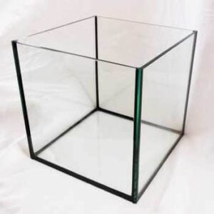 Deep Blue Rimless Aquarium