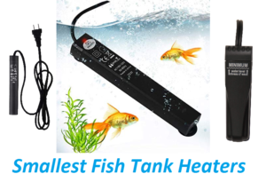 heaters for 1 to 5 gallon aquariums