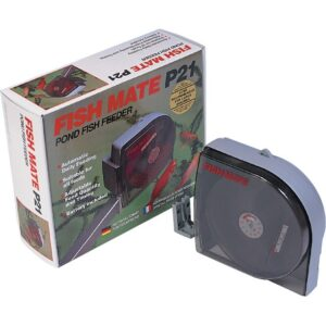Fish Mate P21 Automatic Fish Feeder for Pond
